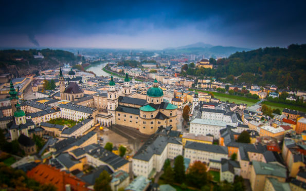 Private Tour of Salzburg and the Lake District